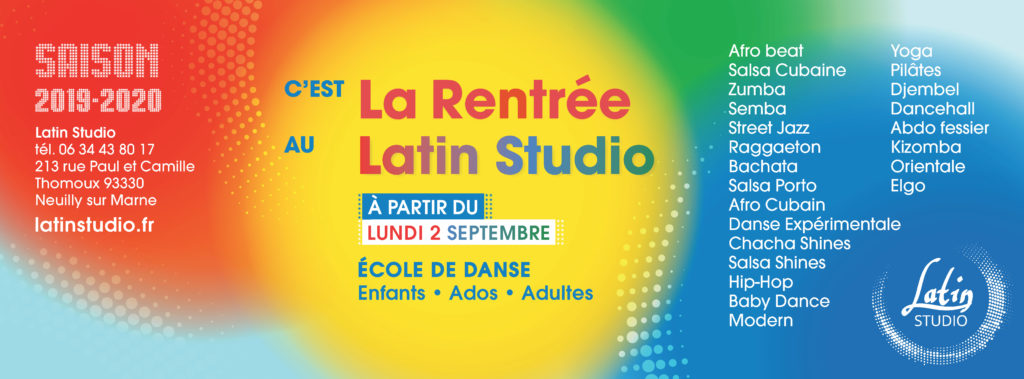 Latin Studio-Rentrée 2019 couv facebook v2