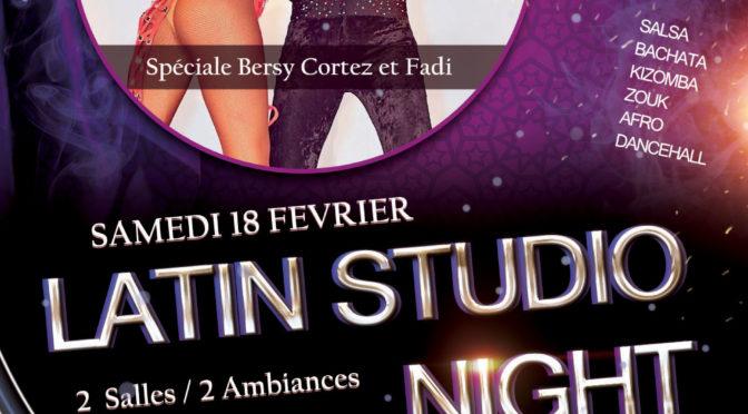 Latin Studio Night