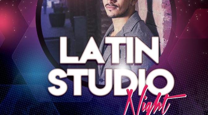 Soirée Latin Studio Night
