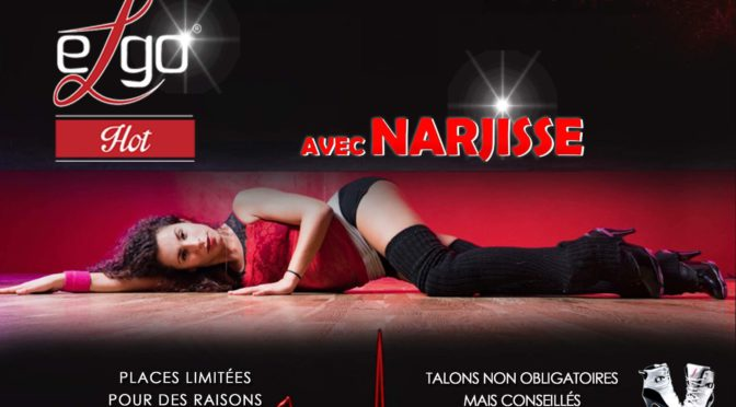 STAGE HOT ELGO avec Narjisse