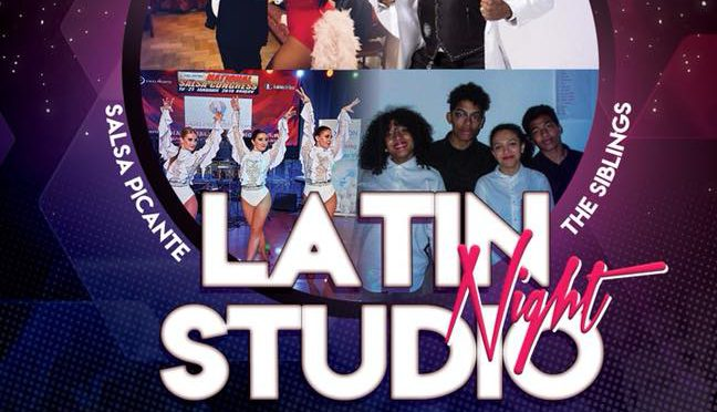LATIN STUDIO NIGHT