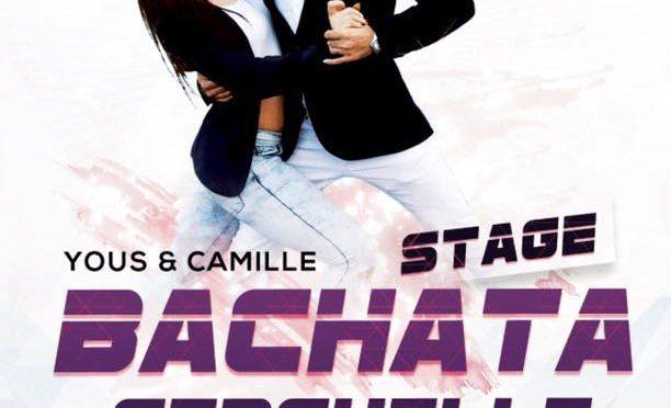 STAGE BACHATA SENSUELLE avec Yous et Camille