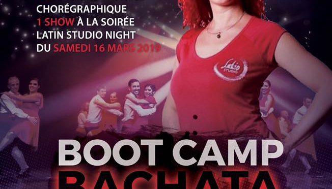 Bootcamp Bachata by Aurélie Liliboo