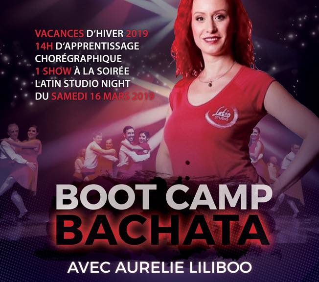 Bootcamp Bachata