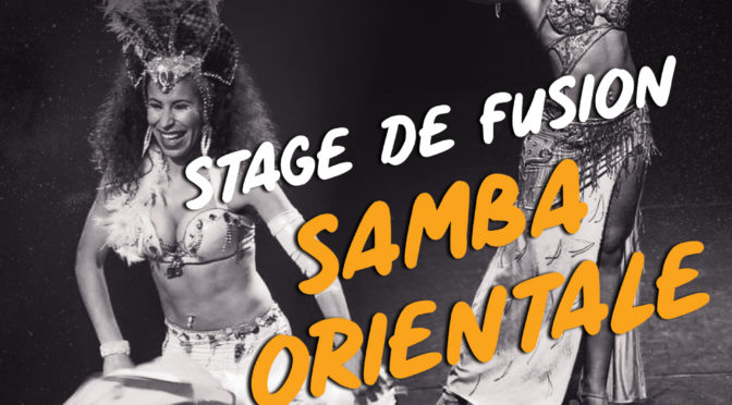 STAGE FUSION SAMBA/ORIENTALE