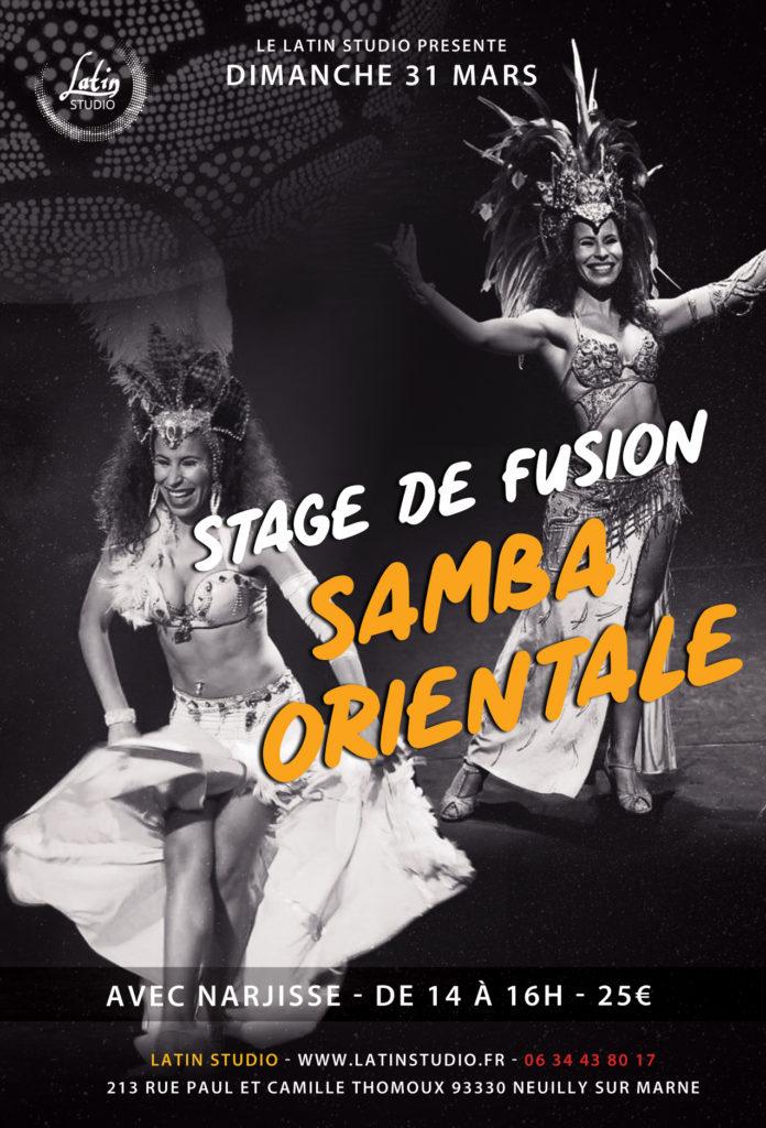 stageFusion-Orientale