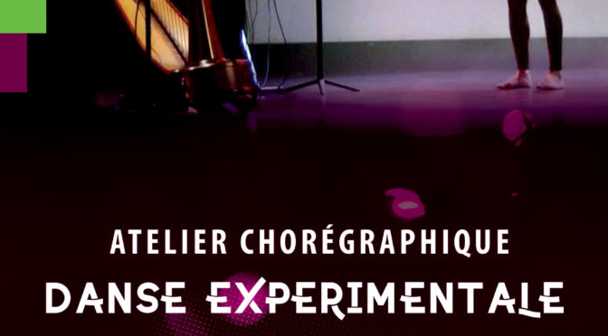 STAGE DANSE EXPERIMENTALE