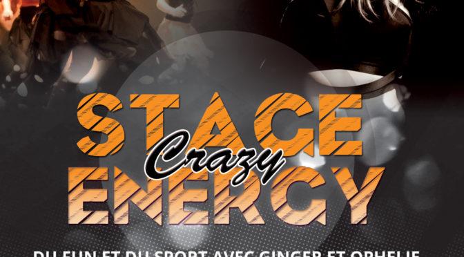 Stage Crazy Energie  avec Ophelie et Ginger