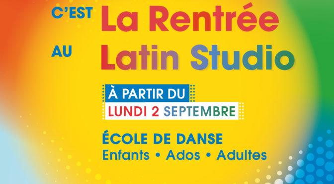 Vive la rentrée au Latin Studio