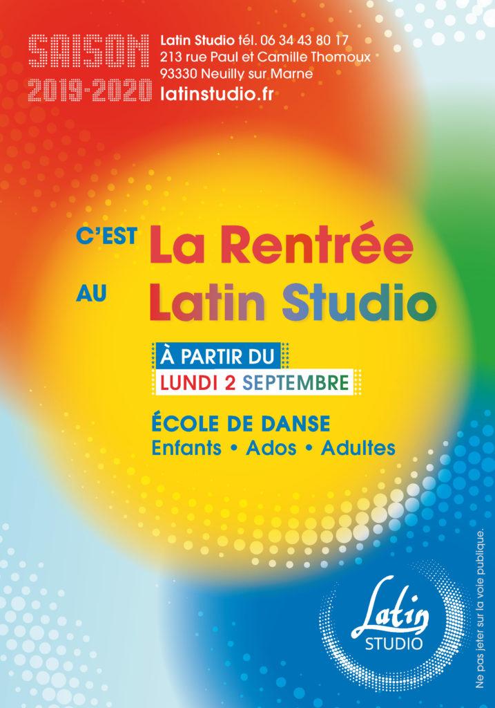 Flyer rentrée 2019_Latin Studio v4