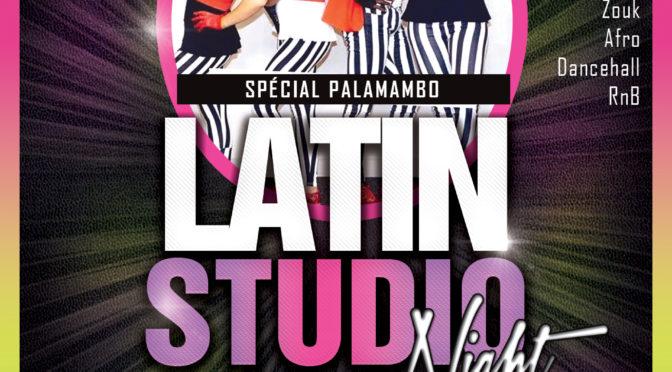 Latin studio Night 25 juin 2016