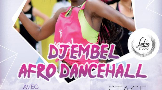 Stage Djembel/Dancehall avec Kat Djembel